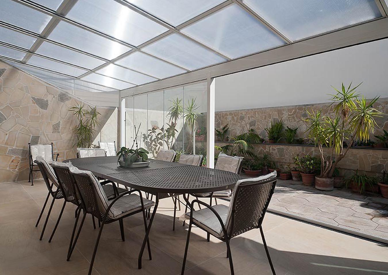 Stunning Coperture Per Terrazzi Mobili Contemporary - Amazing Design ...